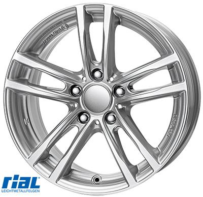 RIAL X10 S 9,0X19, 5X120/18 (74,1) (S) (BMW) ECE X6 KG900 EH2+