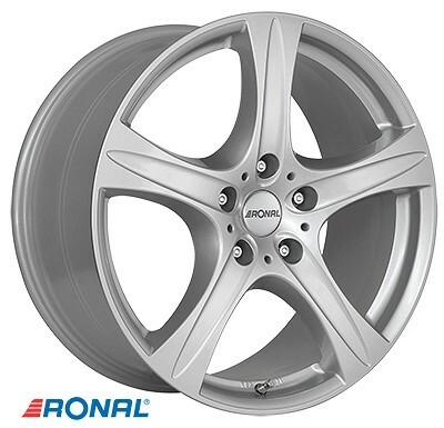 RONAL R55S 8,5X18, 5X130/43 (84,1) (S) (TÜV) KG950